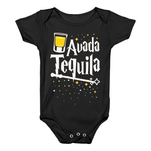 Avada Tequila Baby Onesy
