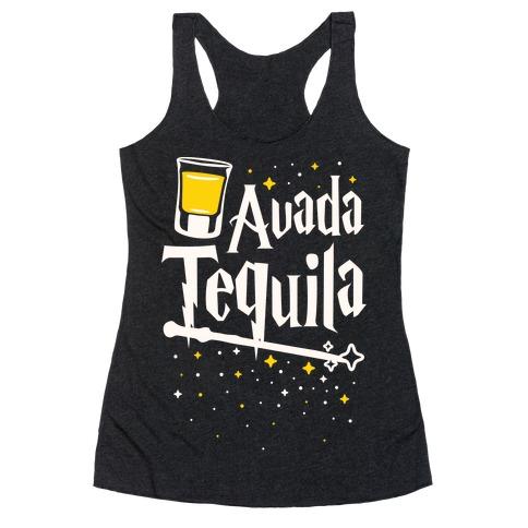 Avada Tequila Racerback Tank Top