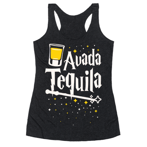 Avada Tequila Racerback Tank Top