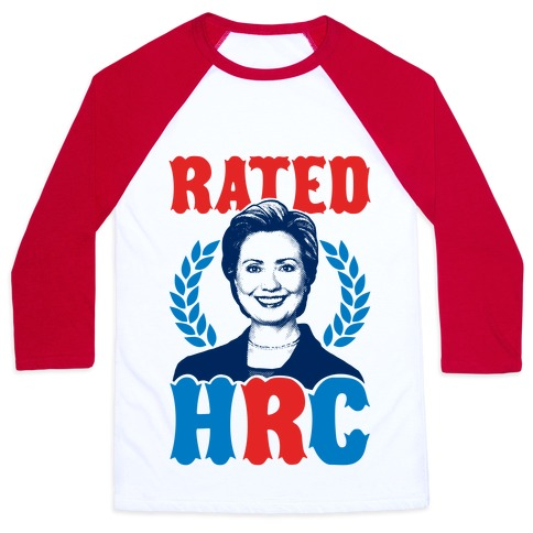 Rated HRC Baseball Tee