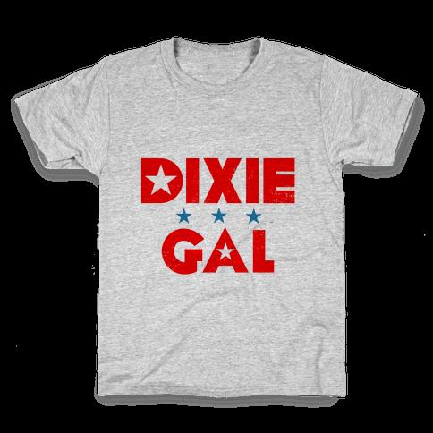 Dixie Gal Kids T-Shirt