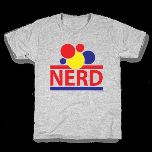Nerd Life Kids T-Shirt