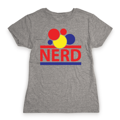 Nerd Life Womens T-Shirt