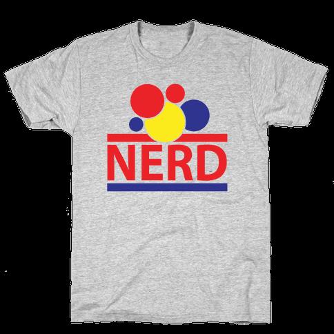 Nerd Life Mens T-Shirt