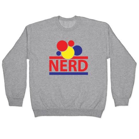 Nerd Life Pullover
