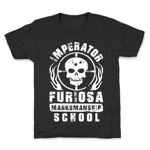 Imperator Furiosa Marksmanship School Kids T-Shirt