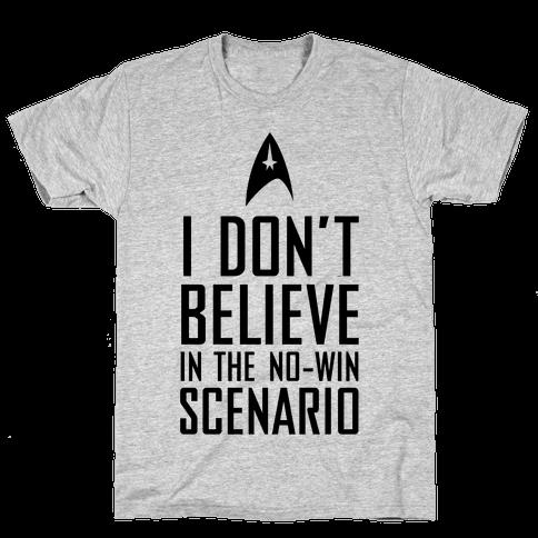 No-Win Scenario Mens T-Shirt