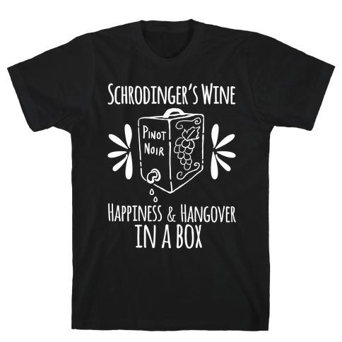 Schrodingers Wine T-Shirt