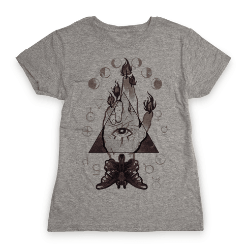 Hand Of Glory Womens T-Shirt