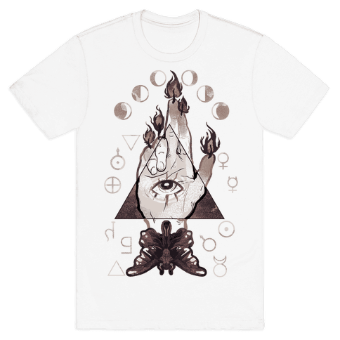 Hand Of Glory Mens T-Shirt
