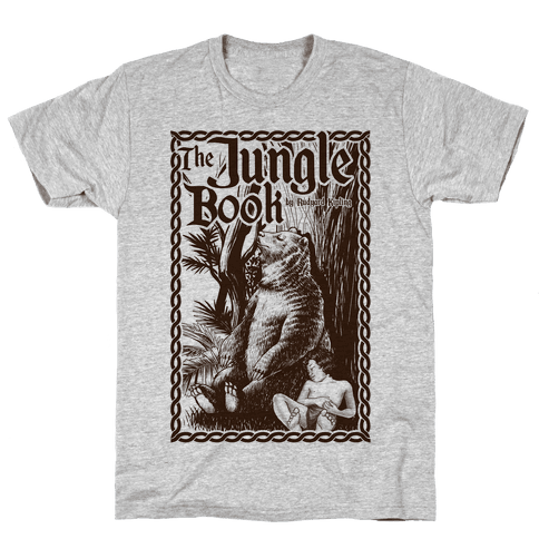 The Jungle Book Mens T-Shirt