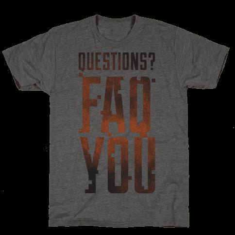 Faq You