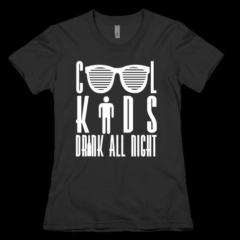 Cool Kids Womens T-Shirt
