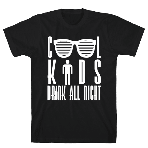 Cool Kids Mens T-Shirt