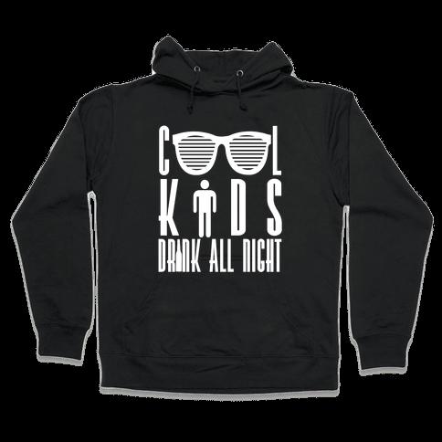 Cool Kids Hooded Sweatshirt
