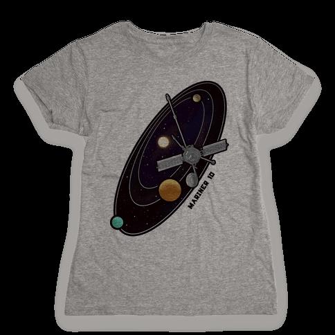 Mariner 10 Slingshot Womens T-Shirt