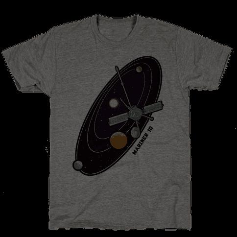 Mariner 10 Slingshot
