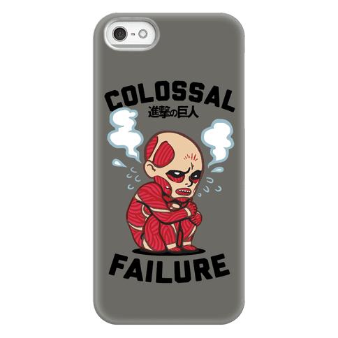 Colossal Failure Parody
