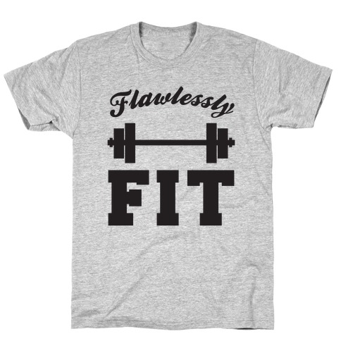 Flawlessly Fit Mens/Unisex T-Shirt