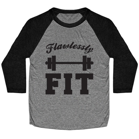 Flawlessly Fit Baseball Tee