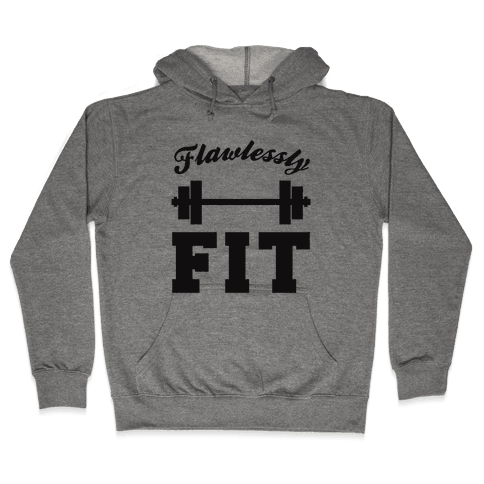 Flawlessly Fit Hooded Sweatshirt