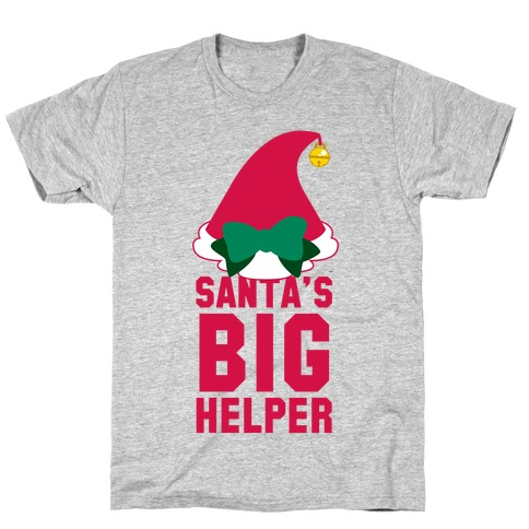 Santa's Big Helper T-Shirt