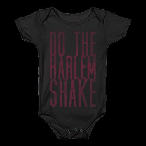 Harlem Shakin Baby Onesy