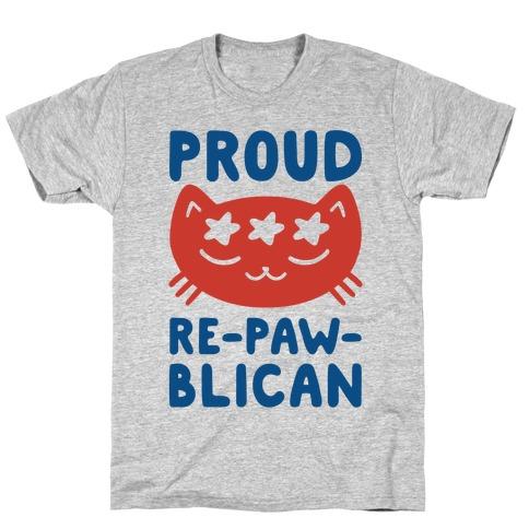Proud Repawblican Mens T-Shirt