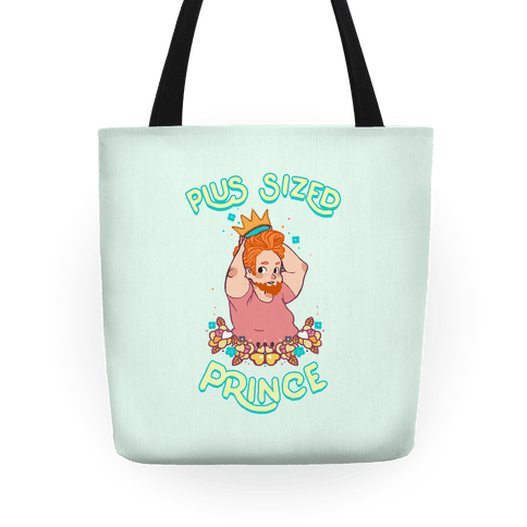 Plus Sized Prince Tote