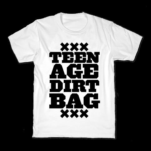 Teenage Dirtbag Kids T-Shirt