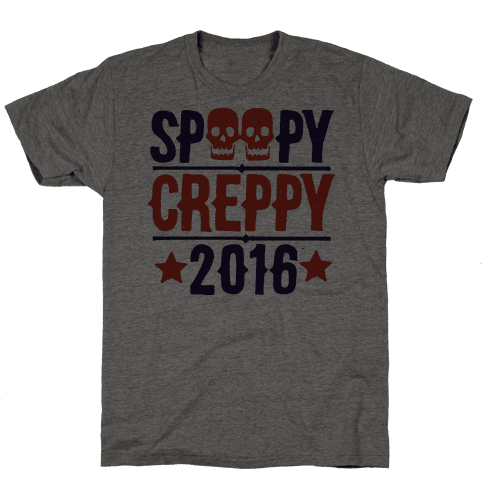 Spoopy Creppy for President 2016