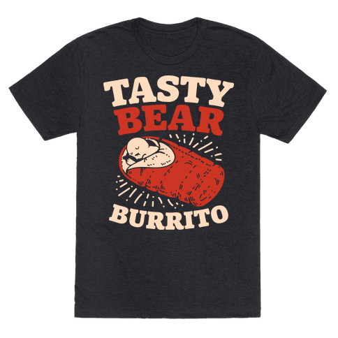 Tasty Bear Burrito