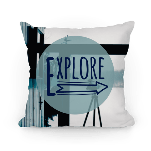 Explore Pillow Pillow