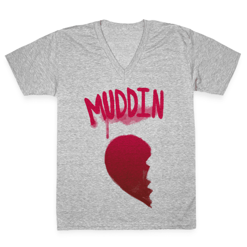 Muddin Buddies Pt.1 V-Neck Tee Shirt