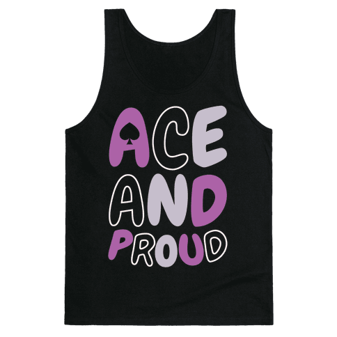 Ace And Proud Tank Top