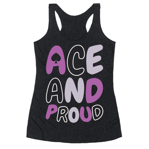 Ace And Proud Racerback Tank Top