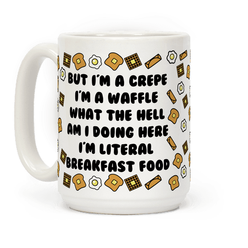 But I'm a Crepe