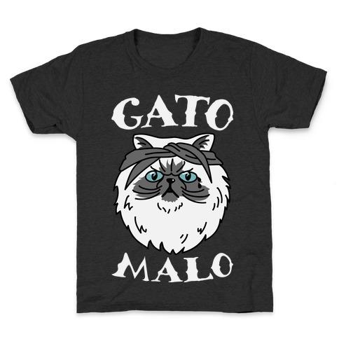 Gato Malo Kids T-Shirt