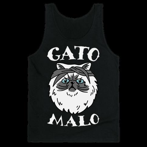Gato Malo Tank Top