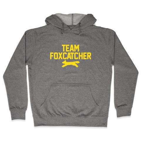 Team Foxcatcher Hooded Sweatshirt