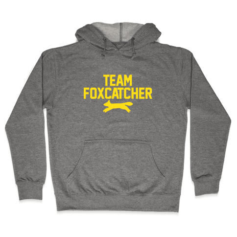 Team Foxcatcher Hooded Sweatshirt
