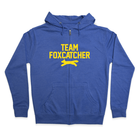 Team Foxcatcher Zip Hoodie