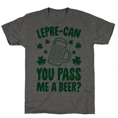 Lepre-Can You Pass Me A Beer?