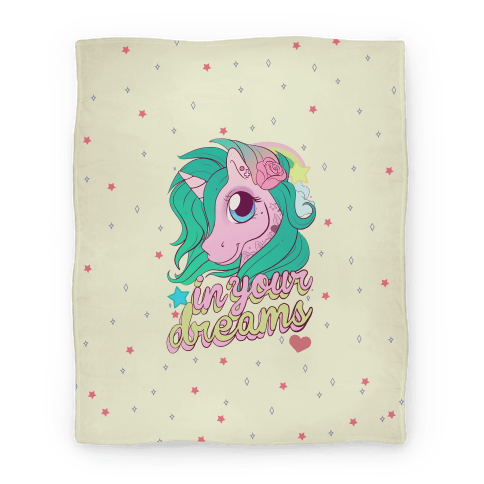 In Your Dreams Blanket