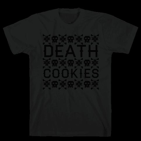 Death Cookies Mens T-Shirt