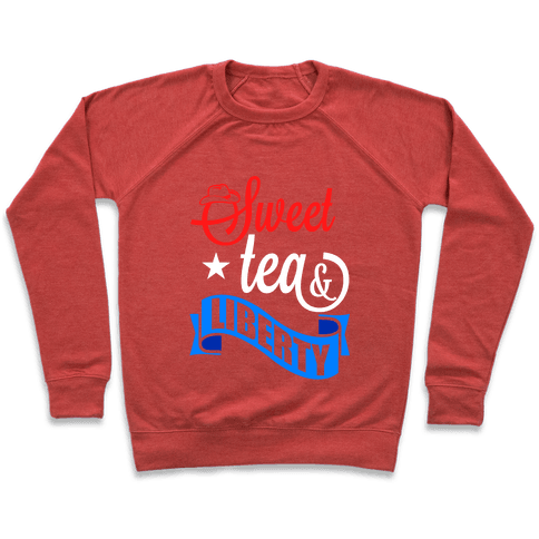 Sweet Tea & Liberty Pullover