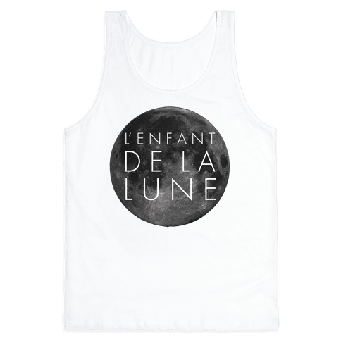 Child Of The Moon Tank Top