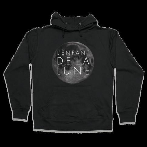 Child Of The Moon Hooded Sweatshirt