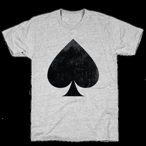 Spade Mens T-Shirt