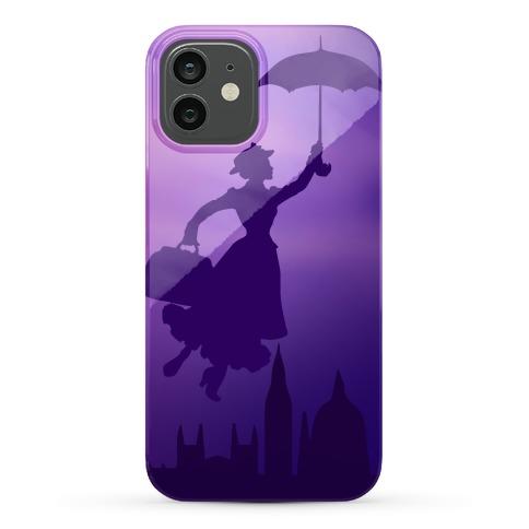 Mary Poppins Phone Case
